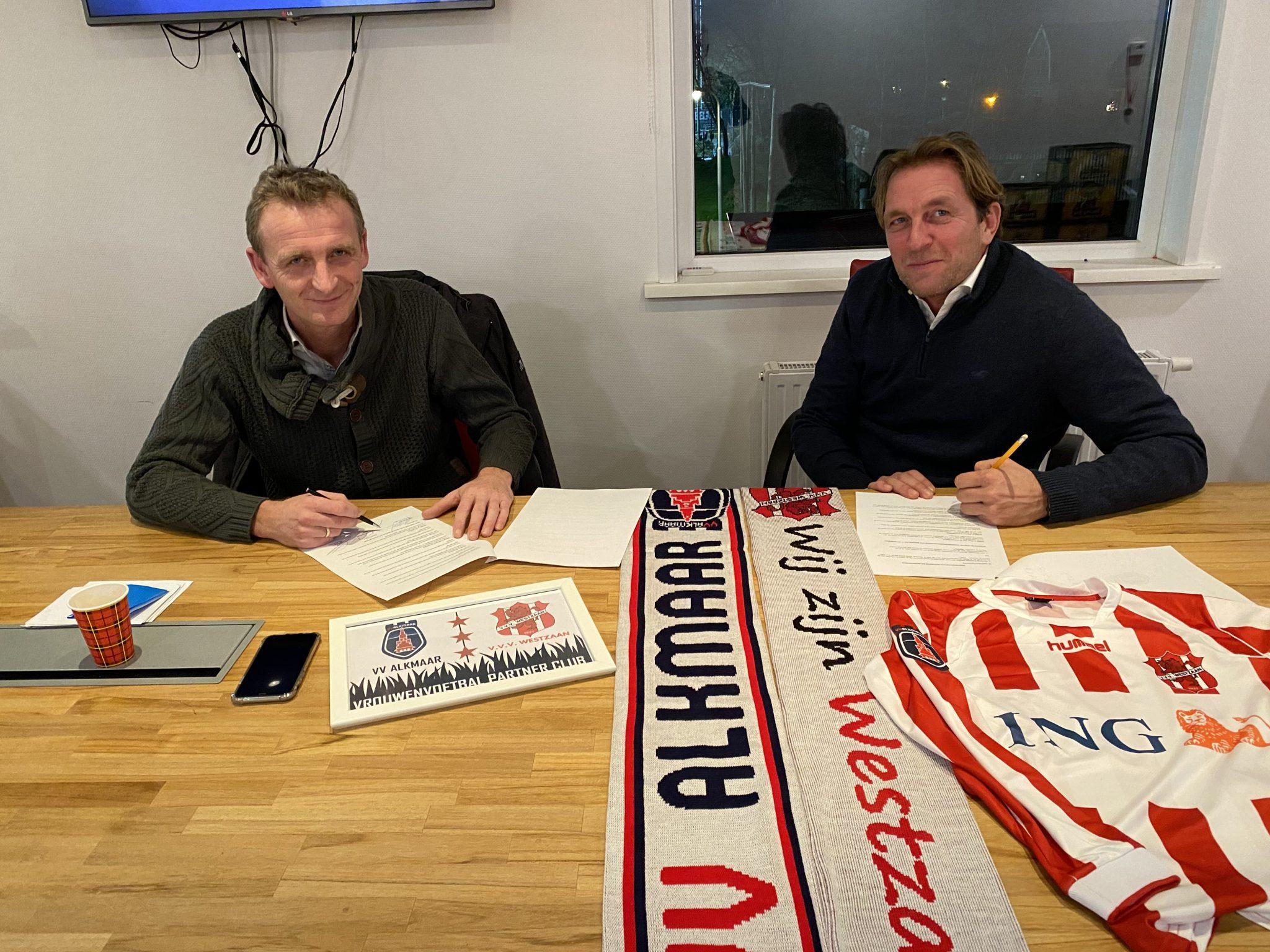 vvv Westzaan Official Partner Eredivisionist vv Alkmaar